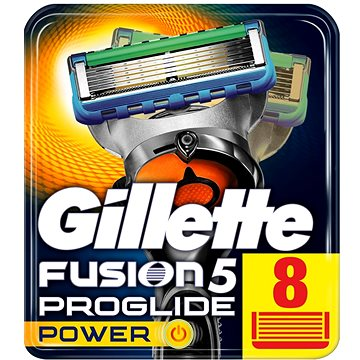 GILLETTE Fusion ProGlide Power 8 ks (7702018085606)