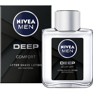 NIVEA Men Deep After Shave Lotion 100 ml (9005800297392)