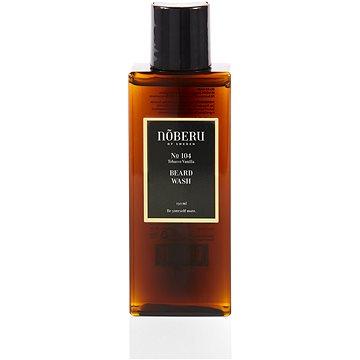 NOBERU Tobacco Vanilla Beard Shampoo 130 ml (7350092208130)