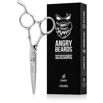 ANGRY BEARDS Edward Nůžky na vousy (752993127355)