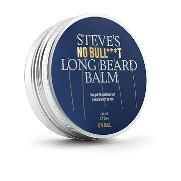 STEVE´S No Bull***t Long Beard Balm 50 ml (8594191206157)