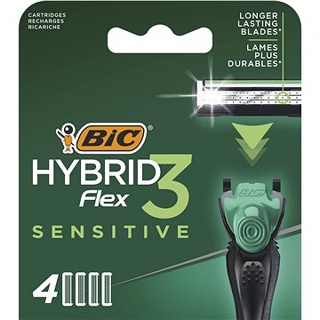 BIC Flex3 Sensitive 4 ks (3086123644878?)