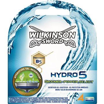 WILKINSON Hydro 5 Groomer 4 ks (4027800102808)