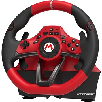 Hori Mario Kart Racing Wheel Pro Deluxe - Nintendo Switch (873124008616)
