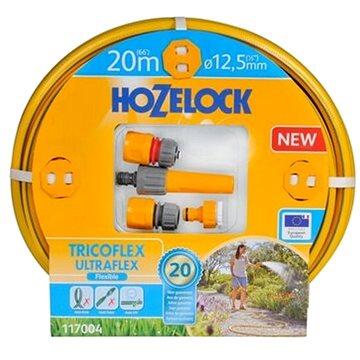 HOZELOCK Zavlažovací hadice 20m Ultraflex Hose Starter Set 12.5mm (117004)