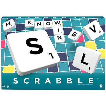 Scrabble Originál CZ (746775260965)