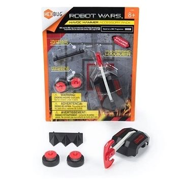 Hexbug Robot Wars Příslušenství - Havac Hammer (807648061444)