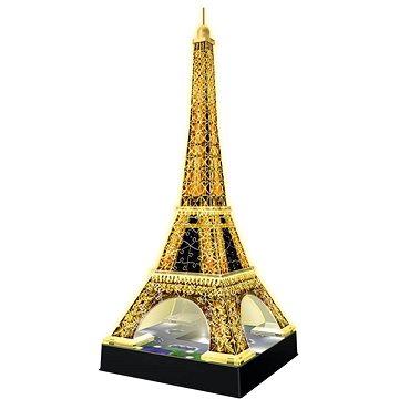 Ravensburger 3D 125791 Eiffelova věž (Noční edice) (4005556125791)