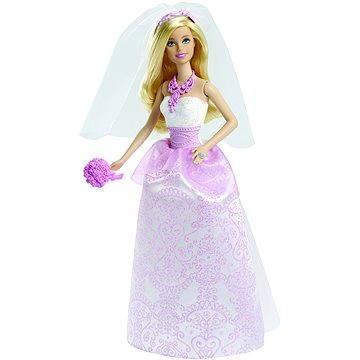 Barbie Nevěsta (0887961056341)