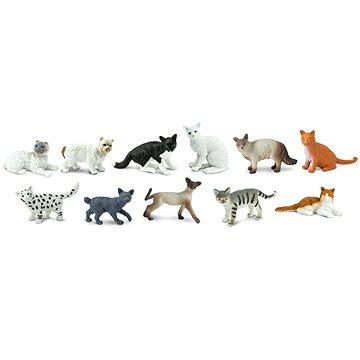 Safari Ltd. Tuba - Domácí kočky (95866699208)