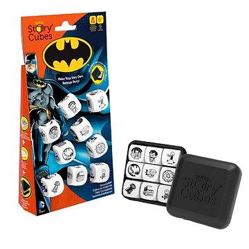 Příběhy z kostek: Batman (0091037567628)