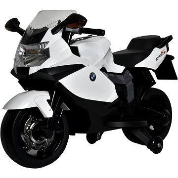 Elektrická motorka BMW K1300 bílá (8590669173327)