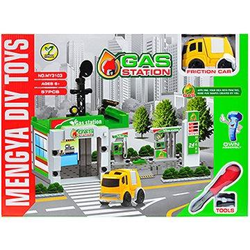 Benzínová stanice (8592117810860)