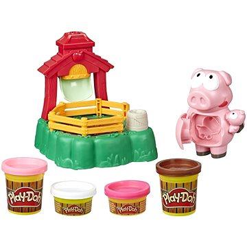 Play-Doh Animal Crew Prasečí rodinka (5010993632961)
