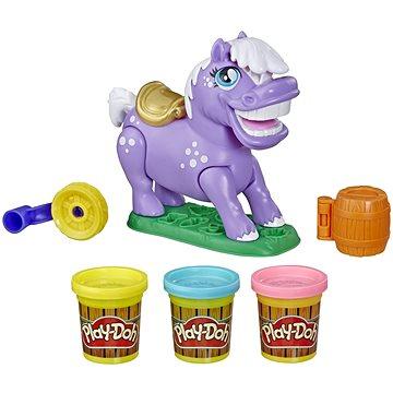 Play-Doh Animal Crew Řehatající kůň (5010993633067)