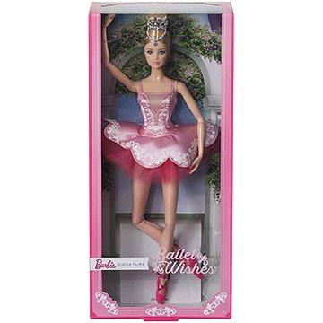 Barbie Překrásná baletka (0887961801408)