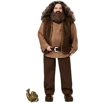 Harry Potter Hagrid panenka (0887961832044)