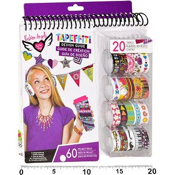 Fashion Angels Designová lepicí páska (9781942454359)