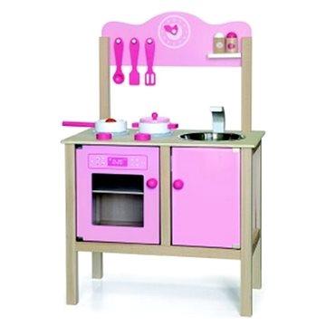 Dřevěná kuchyňka Angela (6934510501570)
