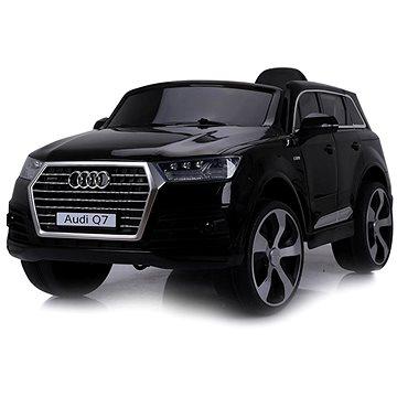 Dětské elektrické auto Audi Q7 černá (8594176635088)