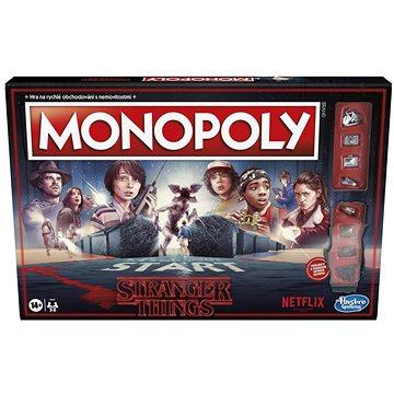 Monopoly Stranger Things CZ verze (5010993812172)