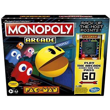 Monopoly Pacman ENG verze (5010993725830)