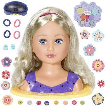 Starší sestřička BABY born Česací hlava - online balení (4001167825990)