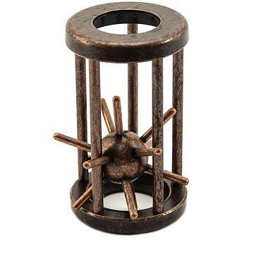 Hlavolam ježek kovový hnědý (8592190135003)