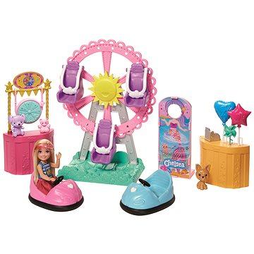 Barbie chelsea na pouti herní set (0887961803501)