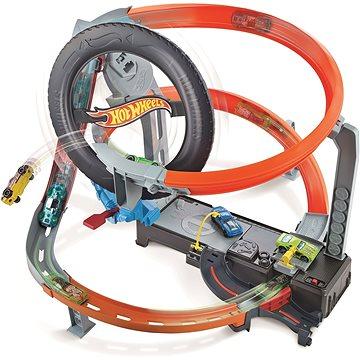 Hot Wheels Motorizovaný set (0887961813449)