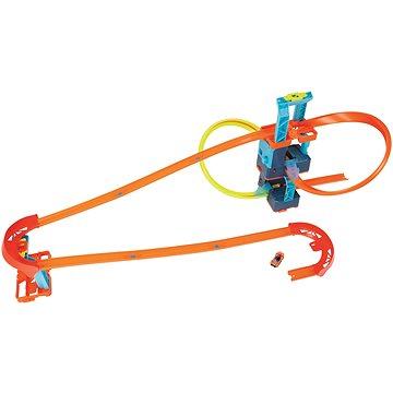 Hot Wheels Track builder motorizovaný set (0887961836790)