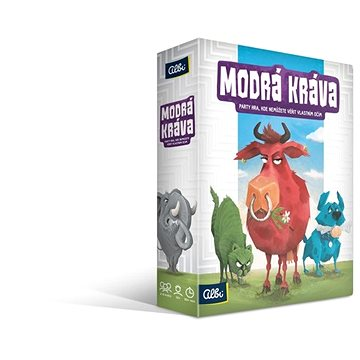 Modrá kráva (8590228047281)