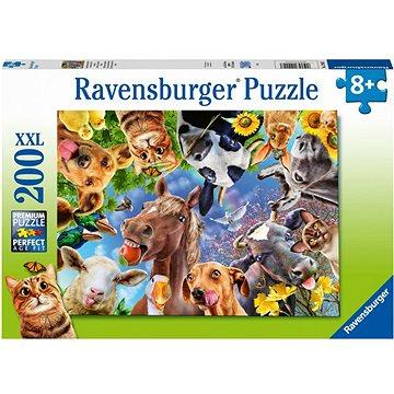 Ravensburger 129027 Legrační hospodářská zvířata 200 dílků (4005556129027)
