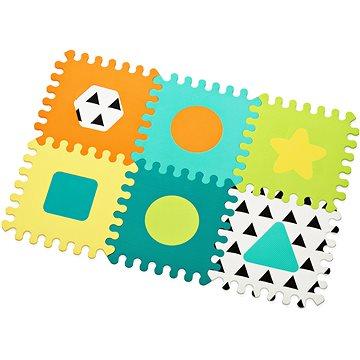 Puzzle pěnové Tvary (3021105160564)