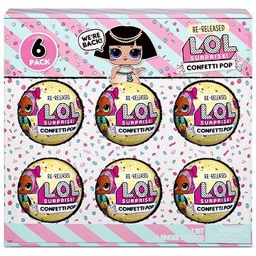 L.O.L. Surprise! Konfety série 6-pack - Pharaoh Babe (0035051571629)