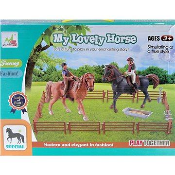Koně s doplňky (5901271481176)