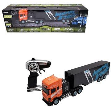 Auto/Kamion RC s návěsem 45cm 2,4 GHz (8592190850531)