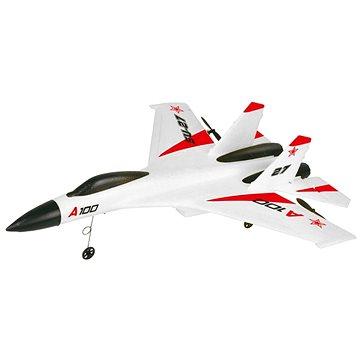 SU-27 RC letadlo s 3D stabilizací a ovládanou výškovkou (4260463524123)