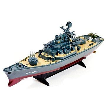 USS MISSOURI bitevní loď 1:250 RTR (4260364271256)