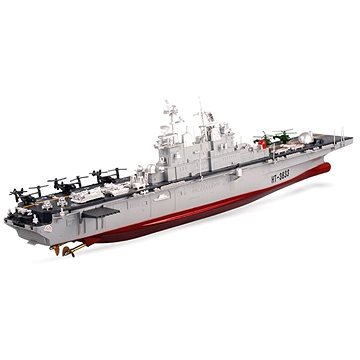 USS Wasp 1:350 Válečná výsadková loď RTR (4260364271218)