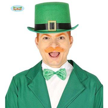 Klobouk Zelený Cylindr St. Patrick - Svatý Patrik (8434077130223)