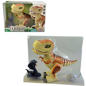 Dinosaurus na dálkové ovládání, 22x16cm (8590756067577)