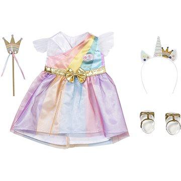 BABY born Pohádkové oblečení pro princeznu Deluxe, 43 cm (4001167830338)