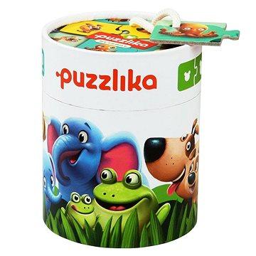 Puzzlika 13531 Moje rodina - naučné puzzle 20 dílků (4823056513531)