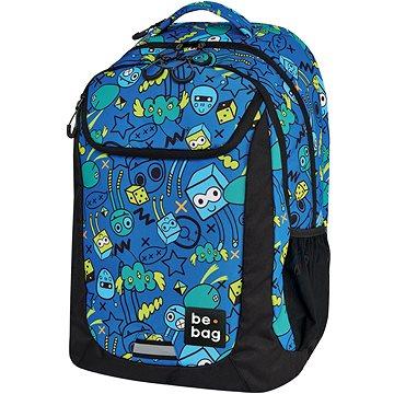 Batoh školní be.bag 2-Monster (5901389575118)