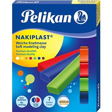 Modelína Nakiplast 7 barev/125g (4012700622716)