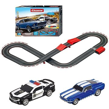 Carrera GO 63504 Speed Trap (4007486635043)