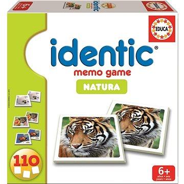 Pexeso Zvířata 110 kartiček (8412668147836)