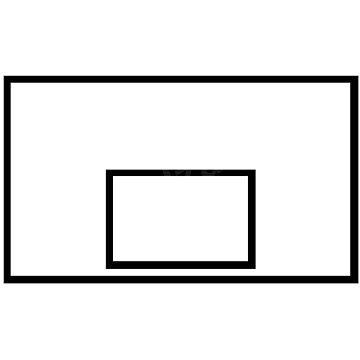 JAKU - Deska na basket 90x120 VENKOVNÍ (8595105704400)