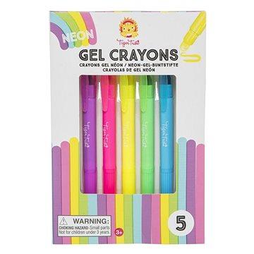 Neonové gelové voskovky (9341736005657)